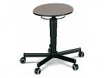 BIMOS - 9468-6811 - stool 2, fabric upholstery grey, WL40319