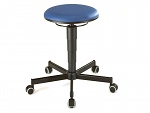 BIMOS - 9468-6902 - stool 2, artificial leather blue, WL40322