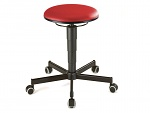 BIMOS - 9468-6903 - stool 2, artificial leather red, WL40324