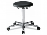 BIMOS -  9468R-2571 - Cleanroom stool 2, black, WL33457