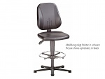 BIMOS - 9651E-9811 - ESD work chair Unitec 3, upholstery grey, WL40366
