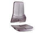 BIMOS - 9588E-2002 - ESD Upholstery: integral foam, grey, WL31837