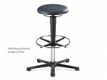 BIMOS - 9469E-2571 - ESD stool 3, artificial leather black, WL40378