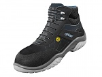 ATLAS - ESD alu-tec 670 blueline - ESD safety lace-up shoes, WL28435