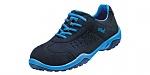 ATLAS - ESD GX130 black - ESD lace-up shoes, blue 35, WL44586
