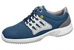 ABEBA - 36763-35 - ESD-Sicherheitsschuh, 35, blau, Leder, Halbschuh, WL40970