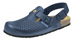 ABEBA - 4045-34 - ESD Clogs night blue, size 34, WL39694