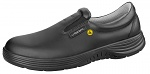 ABEBA - 7131137-36 - ESD Schuh - Slipper, 36, schwarz, Leder, WL45839