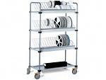 SAFEGUARD - 8100020 - SMD reel holder Trolley, WL35868