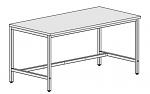 KARL - 30.125.66 - ESD worktable Basic hard laminate 1600 x 800 x 780 mm , WL41267