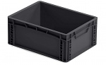 WEIDINGER - EB ESD 43/17 PU - ESD storage container 400 x 300 x 170 mm, WL34156