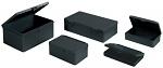 WEZ - 1308.014. - ESD box with lid, 136 x 87 x 19, WL35857