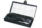 WIHA - 7000 SK65 ESD - Microbit set 65 pcs, WL35926