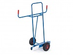FETRA - 1075 - Panel trolley 1075, full rubber wheels, WL39850