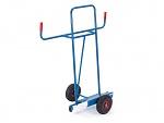 FETRA - 1075 - Panel trolley 1075, full rubber wheels, WL39850