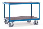 FETRA - 12402 - Tischwagen 12402, 1000 x 700 mm, blau, WL39842