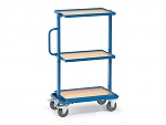 FETRA - 32901 - Accessory trolley 32901 with shelves, 600 x 400 mm, WL39840