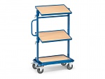 FETRA - 32911 - Accessory trolley 32911 with shelves, 600 x 400 mm, WL39841