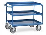 FETRA - 4830 - Tischwagen 4830, 850 x 500 mm, blau, WL39826