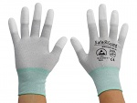 SAFEGUARD - SG-grey-JCA-202-M - ESD gloves grey, size M, WL36563