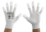 SAFEGUARD - SG-white-JNW-202-S - ESD gloves, white, size S, WL37428