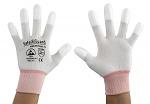SAFEGUARD - SG-white-JNW-202-XS - ESD gloves, white, size XS, WL37427