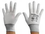 SAFEGUARD - SG-white-JNW-100-XXL - ESD Handschuh Mischgewebe, XXL, WL36571