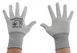 SAFEGUARD - SG-grey-JCA-100-XXL - ESD Handschuh Nylon, XXL, WL37438