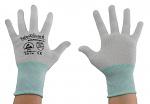 SAFEGUARD - SG-grey-JCA-100-M - ESD Handschuh Nylon, M, WL37435