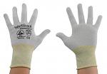 SAFEGUARD - SG-grey-JCA-100-XL - ESD Handschuh Nylon, XL, WL37437