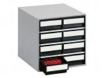 TRESTON - 0840-4ESD - ESD storage bin cabinet 4020-4ESD, WL36944