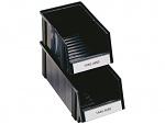TRESTON - 1930-4ESD - ESD stacking bin, black, WL36987