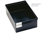TRESTON - 1949-4ESD - ESD storage box black, volume 12 liter, WL36982