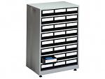 TRESTON - 2440 ESD - ESD large storage bin cabinet 4020-4ESD, WL36950