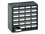 TRESTON - 291-4ESD - ESD Small parts storage cabinet 290 mm, 24 drawers, WL36935