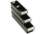 TRESTON - 4015-4ESD - ESD-Schublade, schwarz, WL36966