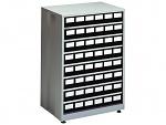 TRESTON - 4840 ESD - ESD large storage bin cabinet 4020-4ESD, WL36951