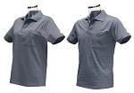 SAFEGUARD - SafeGuard ESD - ESD Poloshirt, dark grey, XS, WL39656