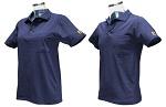 SAFEGUARD - SafeGuard ESD - ESD Polo Shirt, XS, navy blue, WL37236
