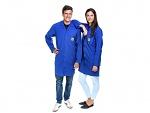 SAFEGUARD - Pro Line - 3XS - ESD lab coat Pro Line dark blue, 3XS, WL41031