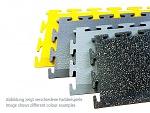 ECOTILE - ecotile Flooring - Bodenrampe gelb 500 mm, 5mm > 1mm, gelb, WL40029