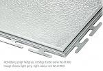 ECOTILE - ecotile flooring - PVC floor tile, marbled, 500 x 500 x 6 mm, WL41919