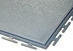 ECOTILE - ecotile flooring - PVC floor tile, grey standard, 500 x 500 x 6 mm, WL41918