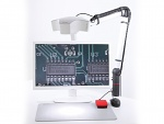SYS-MAXEE-3D-00101-M21 - 3D video microscope with stand, WL40723