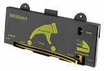 SAFEGUARD - ESD-Einwegspender mit Fersenband - ESD-Einwegspender mit Fersenband, WL45407