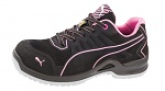 ISM - Fuse TC Pink Low - ESD women's safety lace-up shoe, WL41747