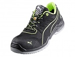 ISM - Fuse TC Green Low - ESD men's safety lace-up shoe, WL41973