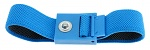 SAFEGUARD - SAFEGUARD ESD - ESD wristband, 3 mm press stud, 220 mm / light blue, WL42051
