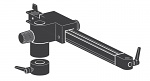 LEICA - 10447098 - Horizontal arm standard, WL44196