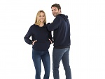 SAFEGUARD - SafeGuard ESD - ESD hoodie marine blue, XS, WL43799